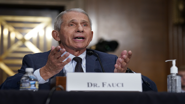 Fauci warns 'things are going to get worse' with COVID