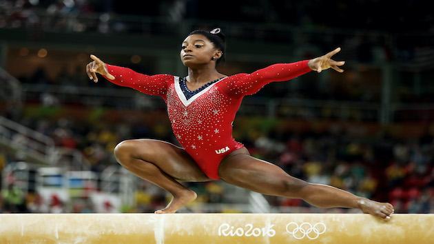 Simone Biles to compete on balance beam