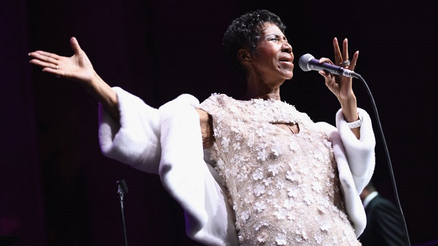 Aretha Franklin's handprints find new, permanent home at Detroit Historical Museum
