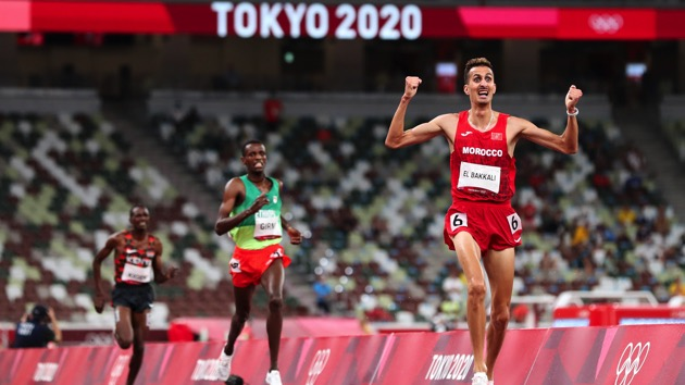 Key moments from the Olympic Games: Day 10