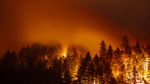 More wildfires possible in the West as fire conditions worsen