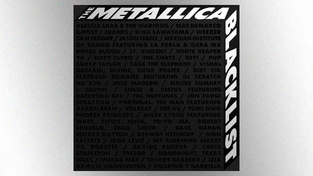 "Off to Weezer Weezerland: Listen to Rivers Cuomo & company tackle Metallica's ""Enter Sandman"""