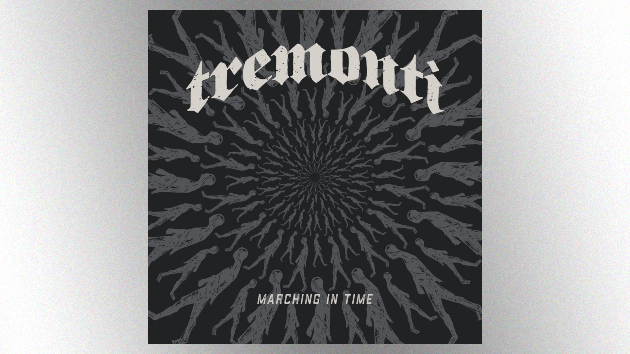 Tremonti premieres title track off upcoming 'Marching in Time' album