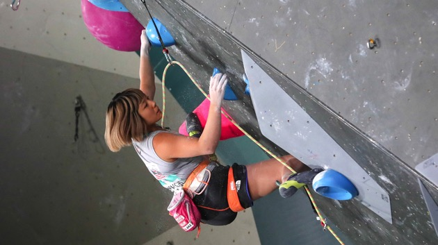 How climbing works in competition at the Olympics