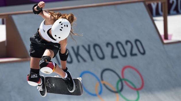 Sky Brown, Kokona Hiraki aim to become youngest individual gold medalists in Olympic history