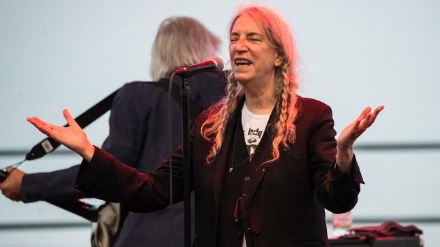 Patti Smith, Joni Mitchell, Jim Morrison among music artists with the biggest vocabularies, study finds