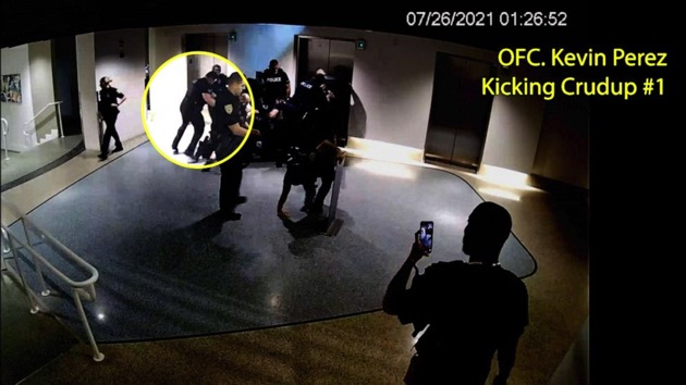 Five Miami Beach police officers face criminal charges in hotel beating of Black men