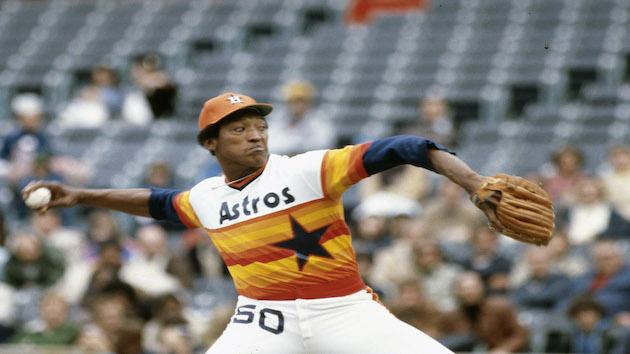 J.R. Richard, Astros legend, dies at 71