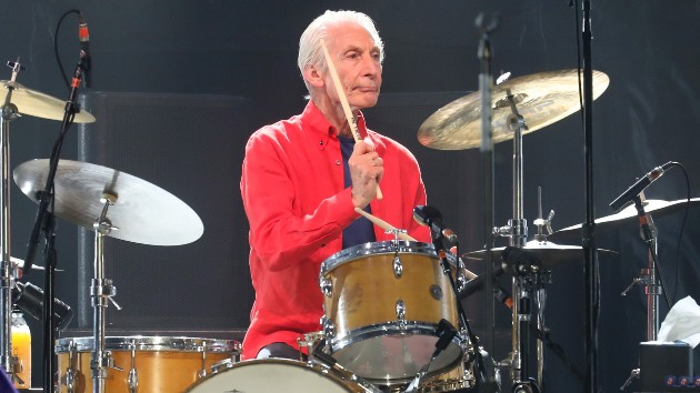 """Rolling Stones drummer Charlie Watts """"unlikely"""" to join band's US tour this fall"""