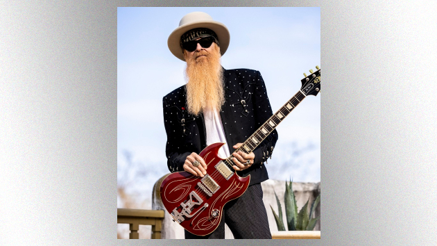 All-star concert saluting ZZ Top's Billy Gibbons to air on select TV stations in August and September
