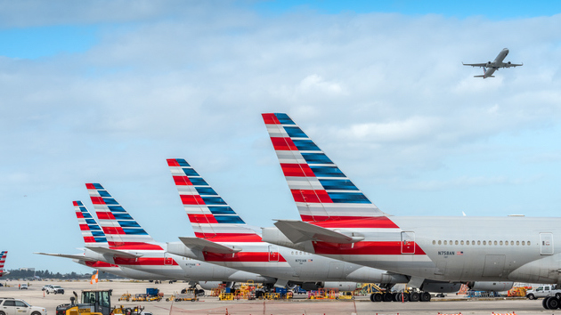 American Airlines suspends alcohol sales in coach through January