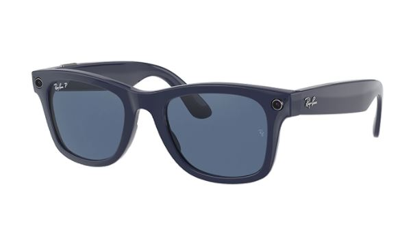 Facebook and Ray-Ban team up on new smart glasses