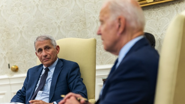 Fauci says he 'would support' mandating COVID-19 vaccine for air travel