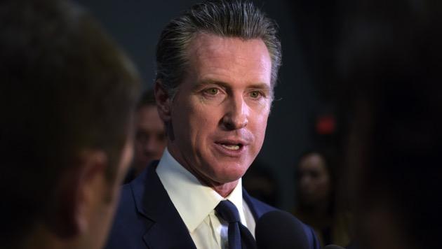 Gov. Gavin Newsom faces potential ousting in California recall election