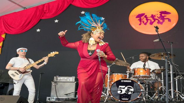 As New Orleans jazz community weathers crisis upon crisis, music uplifts
