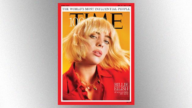Billie Eilish, Willow Smith make 2021 'TIME' Most Influential list