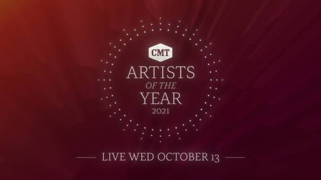 CMT announces 2021 Artists of the Year