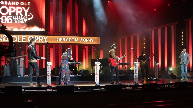Lady A felt embraced by country music with Grand Ole Opry invitation