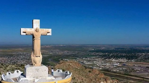 A family promise led her to Mount Cristo Rey, the site of a pilgrimage for those seeking a miracle