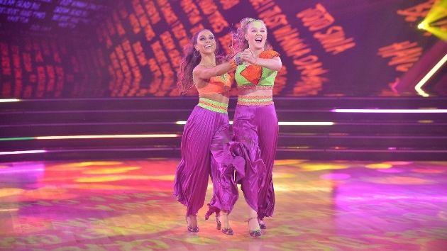 'Dancing with the Stars' season 30 recap: JoJo Siwa's historic first performance puts her atop leaderboard