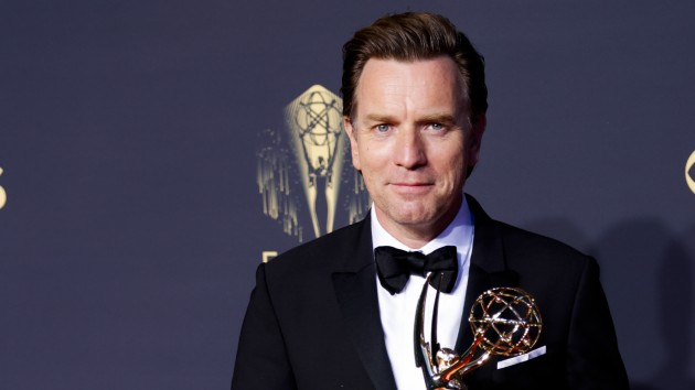 Emmy won 'Kenobi': 'Halston' Emmy winner Ewan McGregor teases anticipated 'Star Wars' series for Disney+