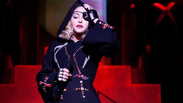 Madonna talks Britney, her daughter and upcoming 'Madame X' documentary