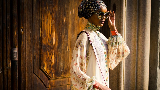 After quitting the fashion industry, supermodel Halima Aden is back — this time, on her own terms