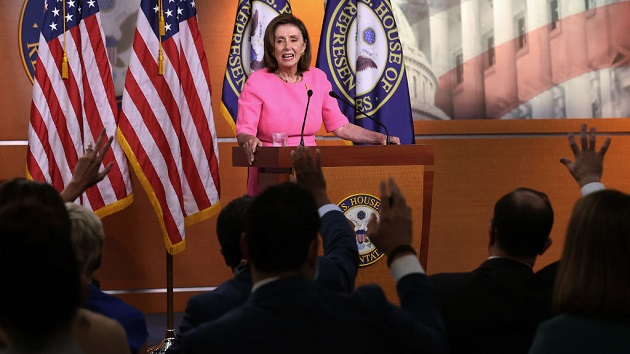 Legacy and landscape at stake for Pelosi, Biden: The Note