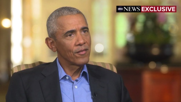 Exclusive: Obama says US 'desperately needs' Biden agenda, supports taxing the rich