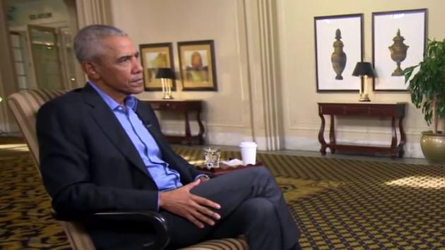 Obama says Haitian migrants' plight is 'heartbreaking,' but Biden knows system is broken