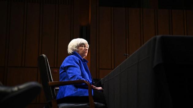 Treasury secretary warns of 'calamity' if Congress doesn't raise debt limit
