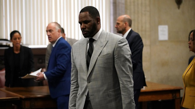 R. Kelly accuser, documentary producer speak out after guilty verdict: 'These women are like heroes'