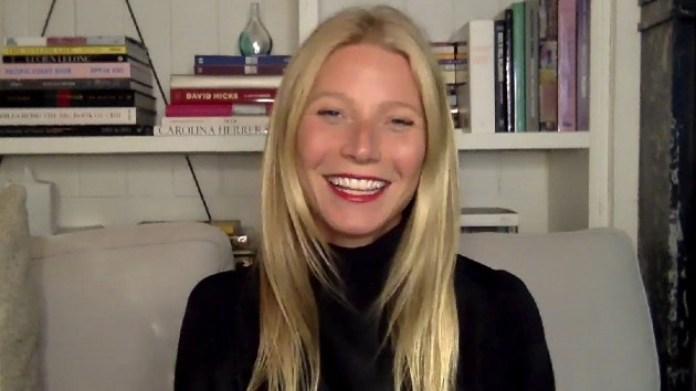 Gwyneth Paltrow posts birthday suit pic for her 49th