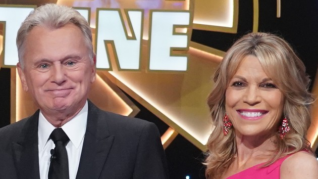 Pat Sajak hints at how much longer he'll host 'Wheel of Fortune'