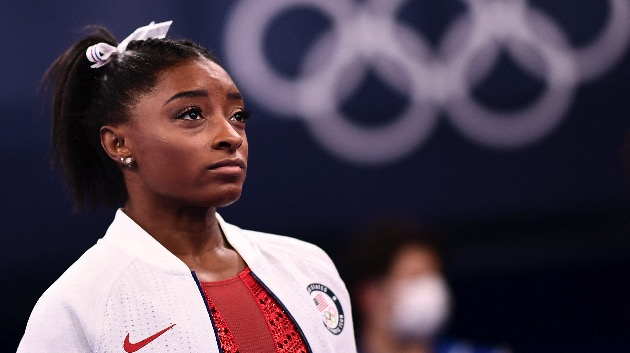 Simone Biles says she 'should have quit way before' Tokyo Olympics
