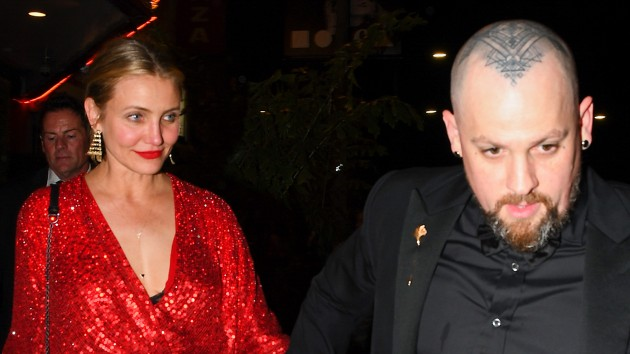 """Cameron Diaz reveals she knew Benji Madden was """"special"""" when they first met"""