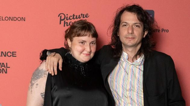 Report: Lena Dunham marries musician Luis Felber