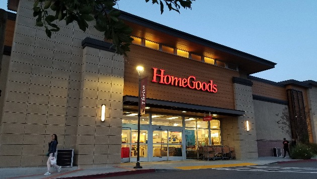 HomeGoods just launched an online store ahead of the holidays
