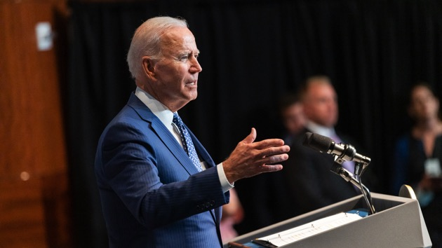 At critical moment, confidence in Biden's ability to handle range of issues eroding: POLL