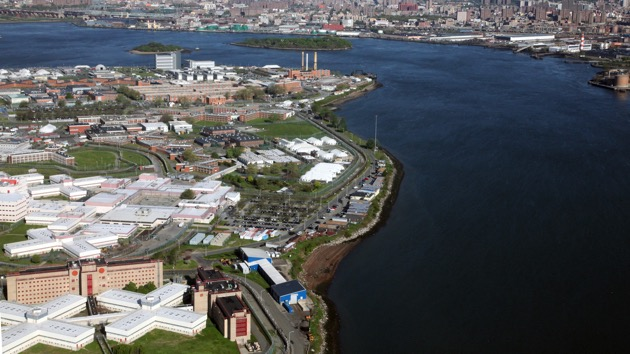 Rikers Island conditions so bad that prosecutors told not to ask for bail in nonviolent cases