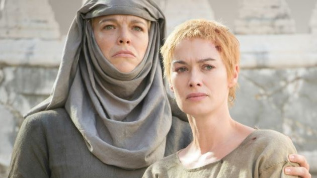 Hannah Waddingham reveals the prop she kept from 'Game of Thrones'