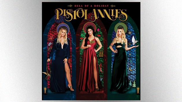 Pistol Annies deliver early Christmas present with 'Hell of a Holiday' album