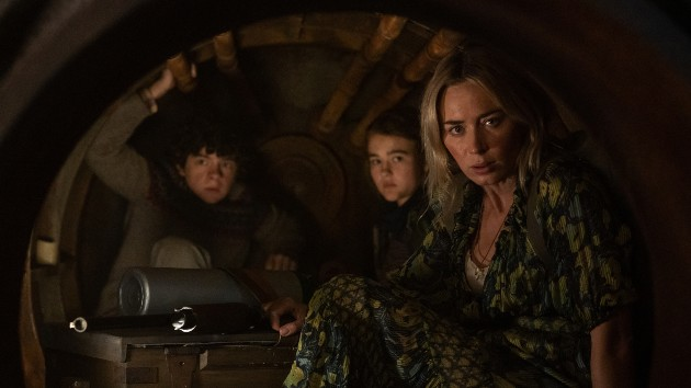 Vudu survey lists 'A Quiet Place' and 'The Twilight Zone' as favorite horror movie and TV series