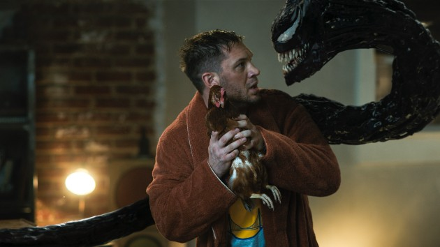 In theaters now: 'Venom: Let There Be Carnage'