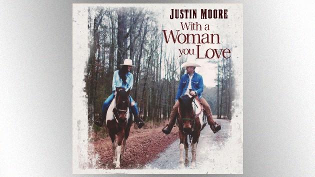 Justin Moore celebrates romance with