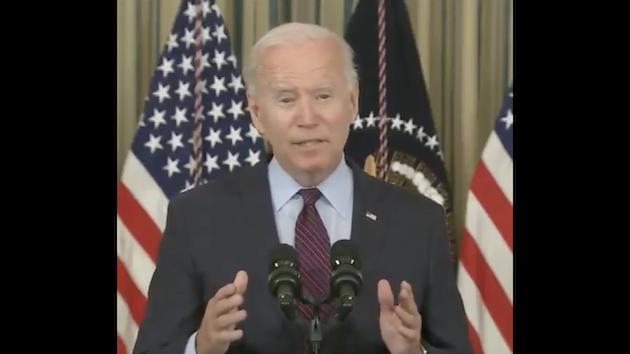 Biden calls out Republicans for refusing to help raise debt ceiling