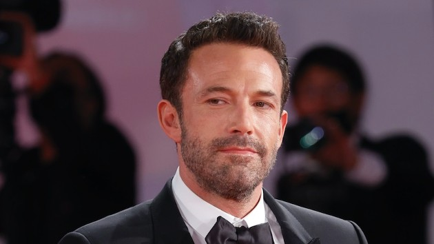 """Ben Affleck says playing Batman again in 'The Flash' movie """"was really fun"""" after the """"difficult"""" 'Justice League'"""