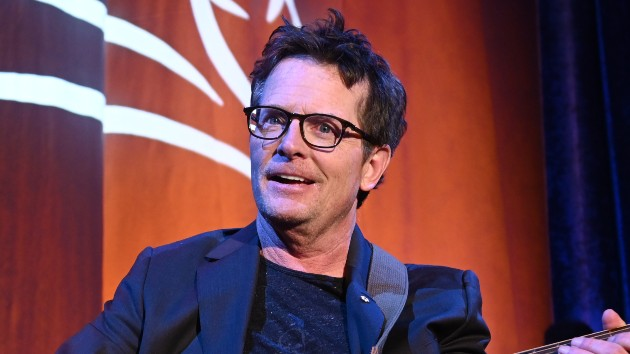 Michael J. Fox honored with 2022 AARP Purpose Prize