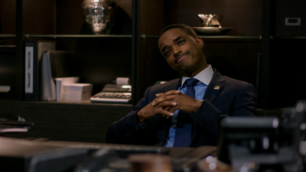 Larenz Tate promoted to series regular on 'Power Book II'; Blair Underwood to return to 'L.A. Law' sequel