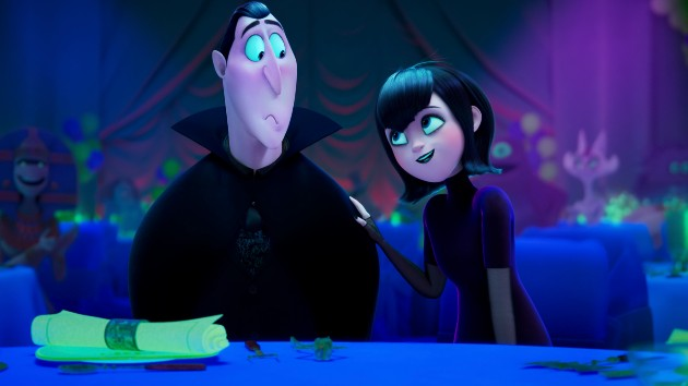 Fourth 'Hotel Transylvania' movie coming to Amazon Prime Video in January